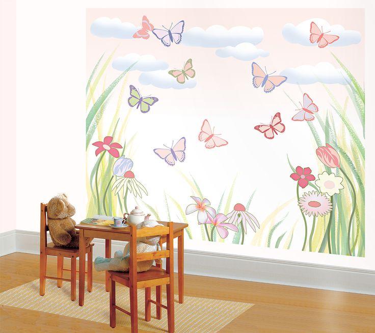 bedroom murals young girl | ... mural-for-little-girls-room-decorating-ideas-for-little-girls-room.jpg