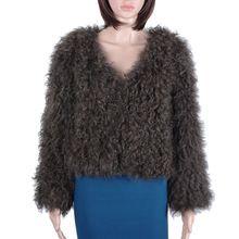 Factory direct whoesale price lady's lamb fur coat /fur coat/lamb fur jacket KZ150130 Best Seller follow this link http://shopingayo.space