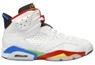Air Jordan VI (6) Olympic 2008  Price:$104.99  http://www.theblueretros.com/