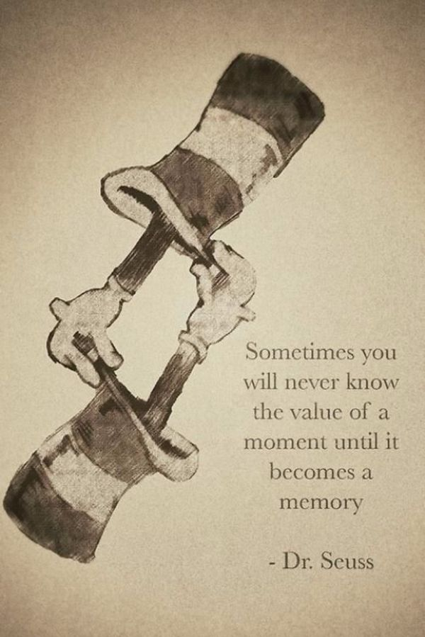 Memories are the most valuable currency of life!