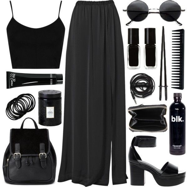 Pinterest // @kaysqueen  Outfits darks