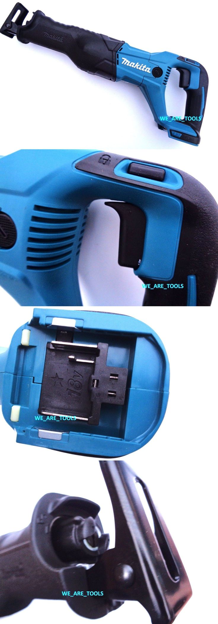 tools: New Makita 18V Xrj04 Cordless Battery Reciprocating Saw W/ Blade 18 Volt -> BUY IT NOW ONLY: $78.97 on eBay!