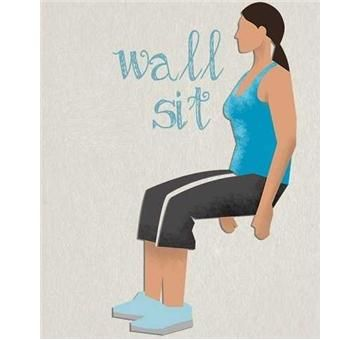 The 30 Day Wall Sit Challenge is aimed at all levels of fitness and is a great way to tone and strengthen your leg and buttock areas. - See more at: www.konkura.com/...