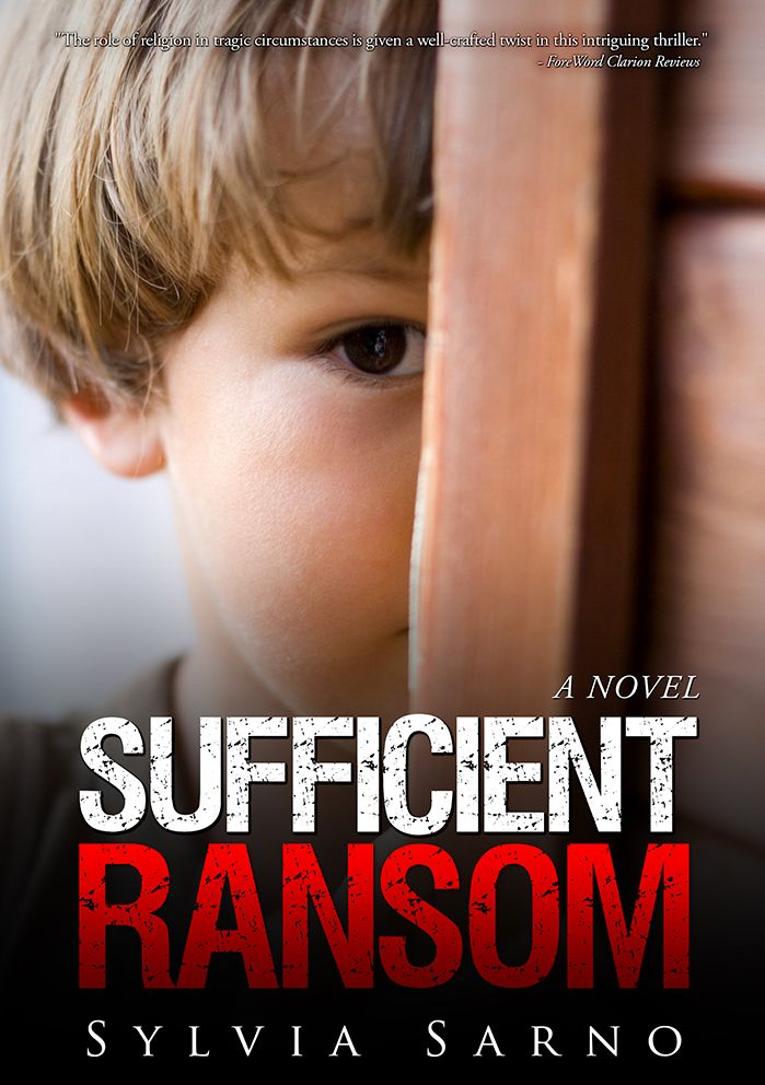 http://www.amazon.com/Sufficient-Ransom-Novel-Sylvia-Sarno-ebook/dp/B00J41Y9X0/