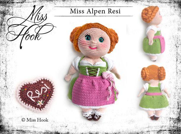 Alpen Resi ist da! | Miss Hook – Wilde Häkelei