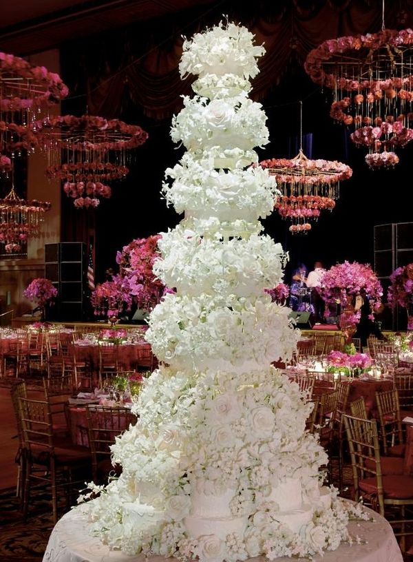 Catherine Zeta-Jones Wedding Cake | Catherine Zeta Jones Wedding Cake Sylvia weinstock wedding cakes