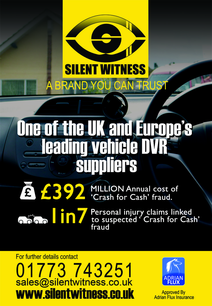Silent witness- DVR Cameras Protect your no claims!!
