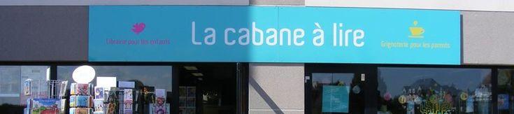 La Cabane à Lire à Bruz (Café-librairie en Bretagne) - http://www.unidivers.fr/cabane-a-lire-bruz-cafe-librairie-bretagne/ - Littérature, Rennes Métropole