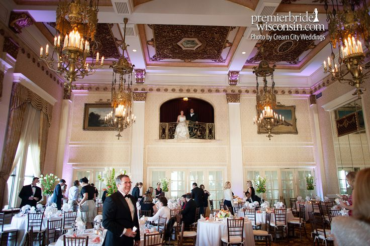 The Pfister | Reception Sites 101: Downtown Milwaukee | Premier Bride Wisconsin