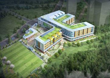 내곡지구 언남초등학교 설계용역, DNB, 3발