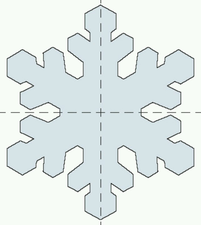 ... Snowflakes | Pinterest | Diy Snowflakes, Paper Patterns and Snowflakes
