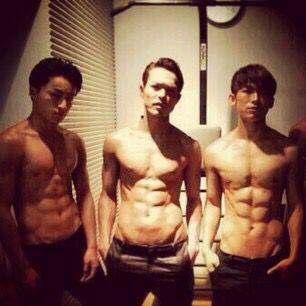 #EXILE #三代目 J Soul Brothers #GENERATIONS #白濱亜嵐 #今市隆二 #NAOTO