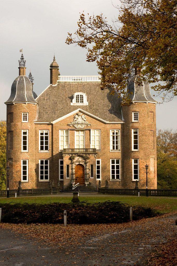 Kasteel Biljoen Velp, Gelderland.