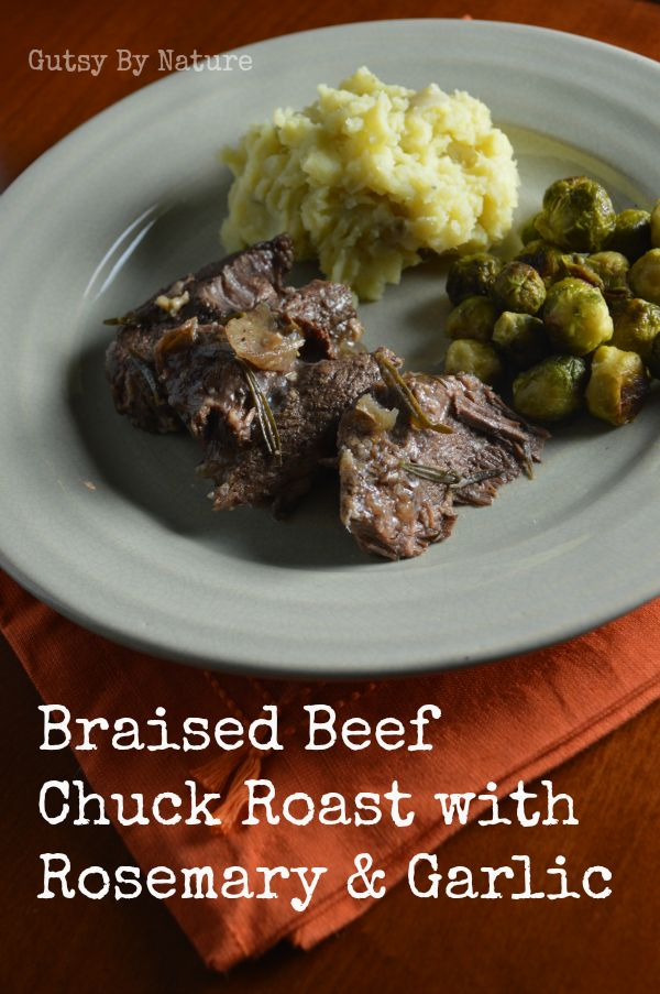 how to make beef chuck roast