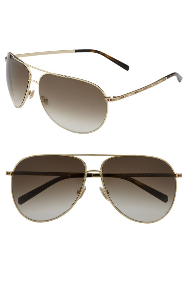 c460e42d401 Jimmy Choo Charley Aviator Sunglasses