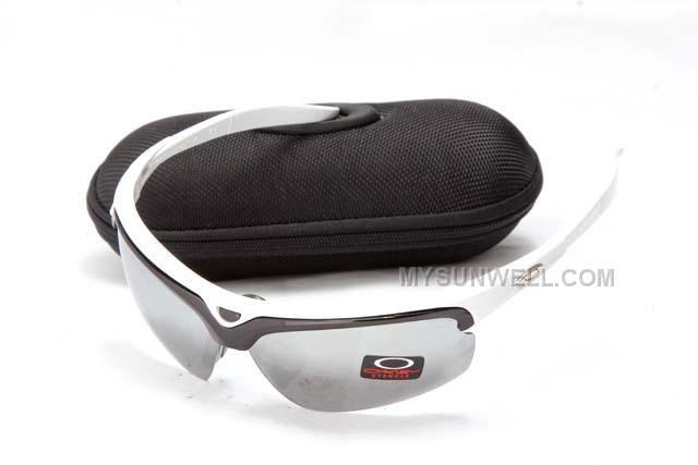 http://www.mysunwell.com/cheap-oakley-sport-sunglass-27108-white-frame-silver-lens-online.html CHEAP OAKLEY SPORT SUNGLASS 27108 WHITE FRAME SILVER LENS ONLINE Only $25.00 , Free Shipping!