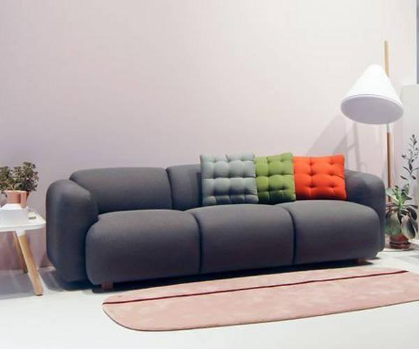 Normann Copenhagen - Swell Sofa Demo