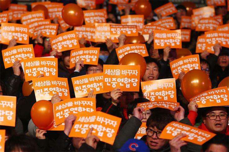 민중연합당 광주전남 지역 출마 잇따라, 판도 영향 끼칠까 - 민중의소리