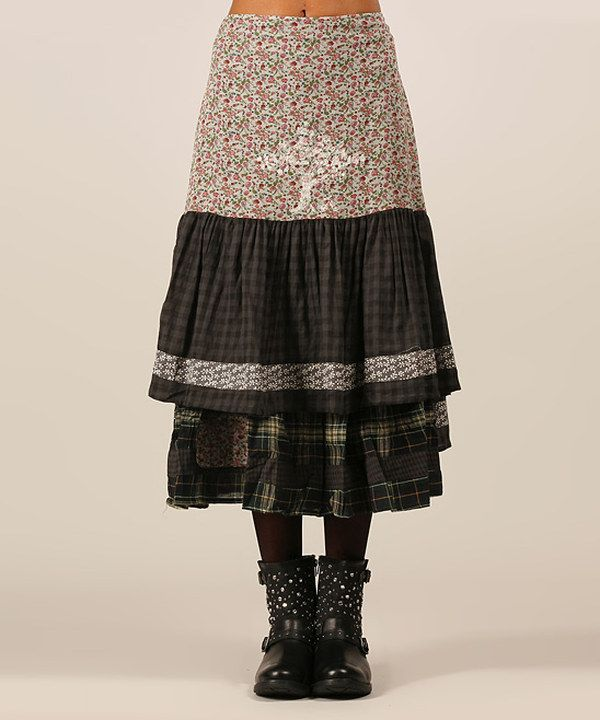 Look at this Ian Mosh Fir Nelly Skirt on #zulily today!