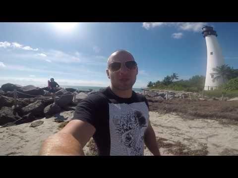 Майами-Бич. Рыбалка. Маяк GTA Vice City. - YouTube
