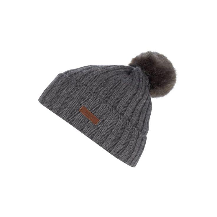 Pudelmütze mit Kaschmir-Anteil #mütze #winter #beanie #fashion #style #women #damen #BARTS