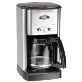 Cuisinart DCC-1200 Brew Central 12-Cup Programmable Coffeemaker, Black/Brushed Metal (Kitchen)By Cuisinart