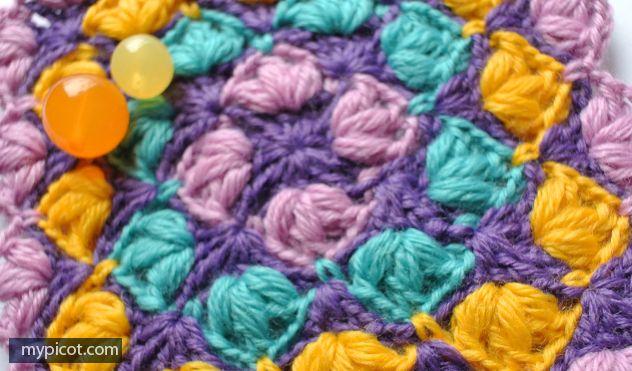 44 Best Motifs Images On Pinterest Crochet Blankets Free Crochet