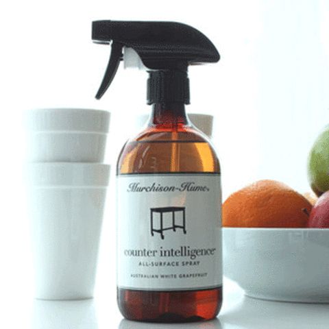 Ban the triclosan and clean the natural way. All-surface spray – Evolution Emptor $12.95