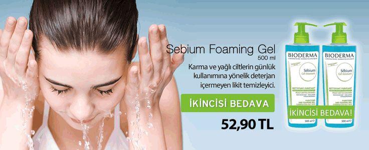 Bioderma ürünlerinde kampanya http://bit.ly/1RP8ZRM