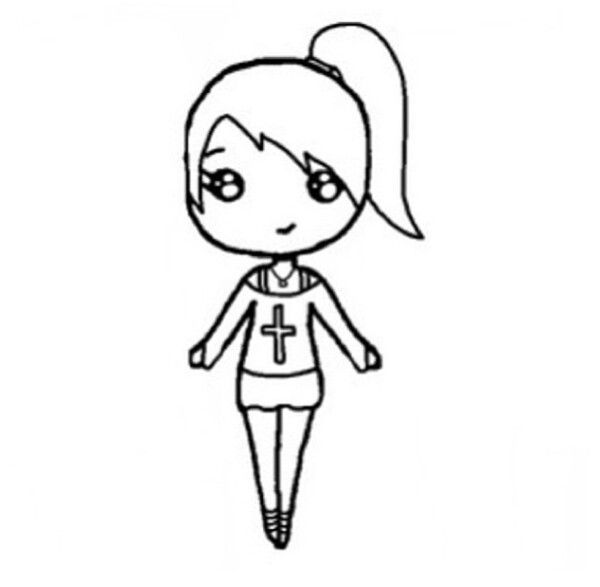 17 Best images about ChiBi templates on Pinterest | Chibi ...