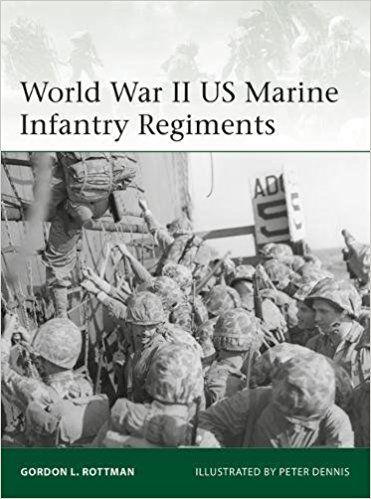 Pdf Download World War Ii Us Marine Infantry Regiments Elite Free