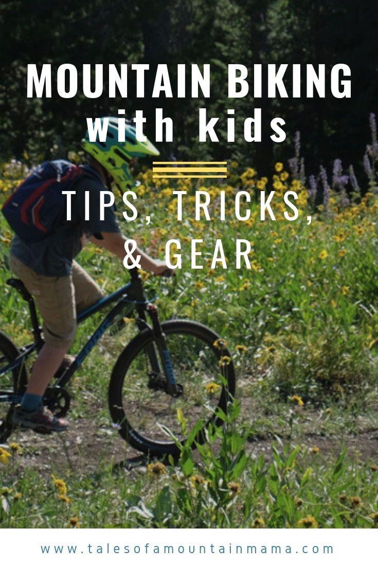 Mountain Biking With Kids Mountain Biking Mountain Biking Women