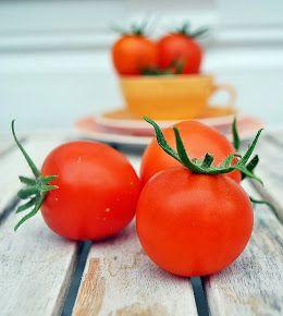 Jaune Flamme tomato