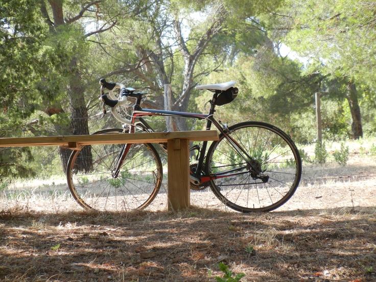 My bike: A Scott CR1 Team 2011