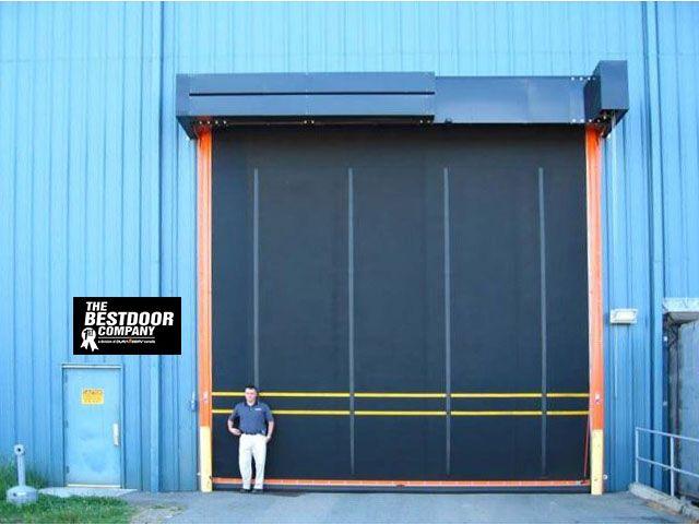Albany M I Ultra Big Extreme Duty High Speed Door Doors High Performance Installation