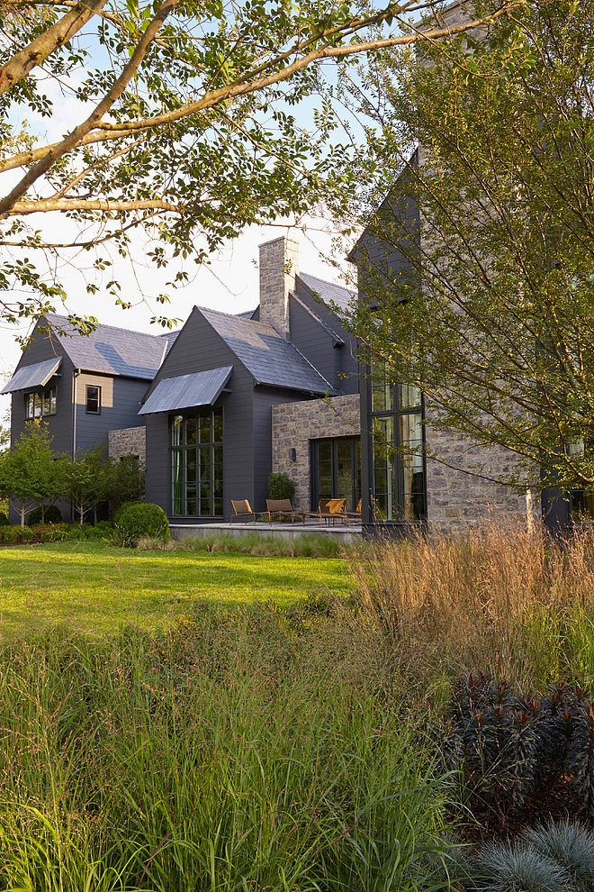 Nashville residence by bonadies architects homeadore for House plans nashville tn