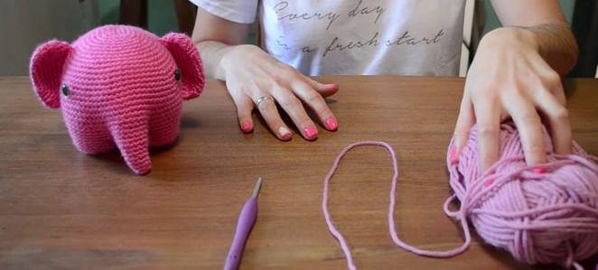 Mini curso gratuito para hacer amigurumi perfectos