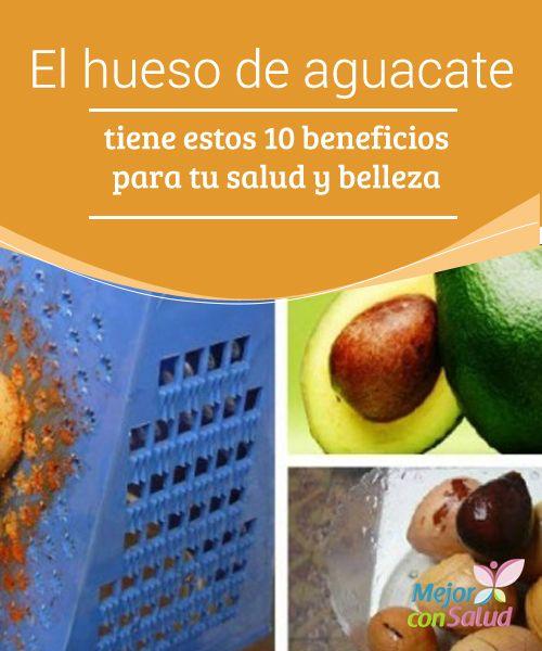 El hueso de aguacate tiene estos 10 beneficios para tu salud y belleza  El aguacate es un alimento ampliamente conocido a nivel mundial por su delicioso sabor y alto valor nutricional.