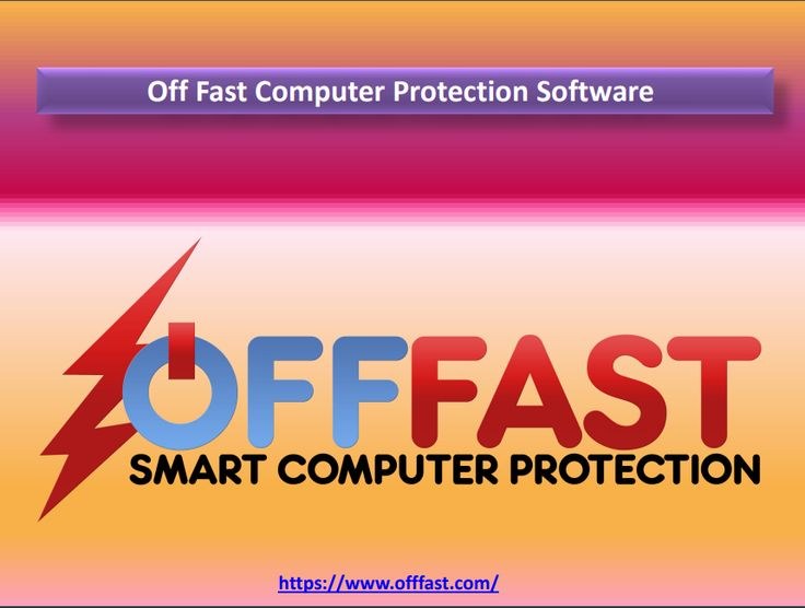 Off Fast Computer Protection Software Prolongs Computer Lives, Shutting Them Down Before Bad Weather Arrives.  #offfast #computer #protection #software #storms #electrical #problems #surges #outages #hiccups #spike  https://www.offfast.com
