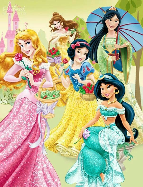 Peinture disney princesse - Peinture princesse disney ...