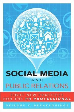 Interesting book...Social Media and Public Relations