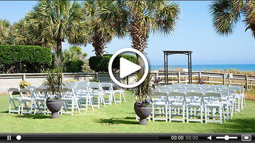 Myrtle Beach Weddings at The Breakers Resort in Myrtle Beach, SC - Breakers Resort