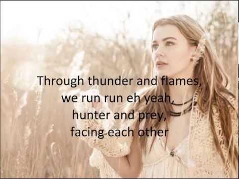 Emmelie de Forest - Hunter & Prey (Lyrics) - YouTube