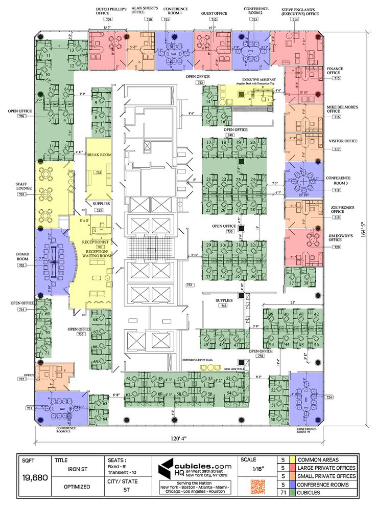 Sample design elements office layout plan macintosh for Design layout office