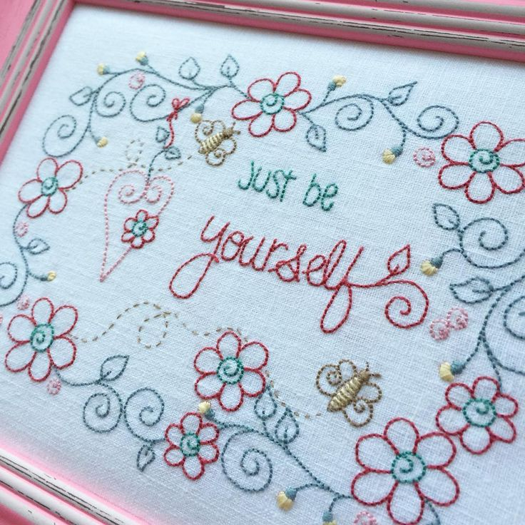 Best embroidery sayings poems etc images on