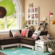 mod dottie lounge room - possibly in my office?
