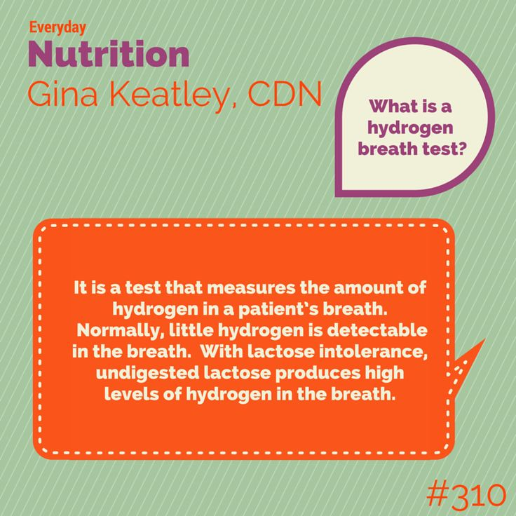 What is a hydrogen breath test? #everydaynutrition #nutrition #health #inspiration #dietitian #allergy #intolerance #healthyliving #nutritionist