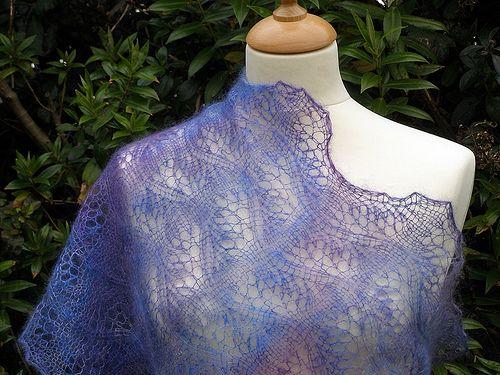 Ravelry: Ocean Waves pattern by Agnieszka Rupnik