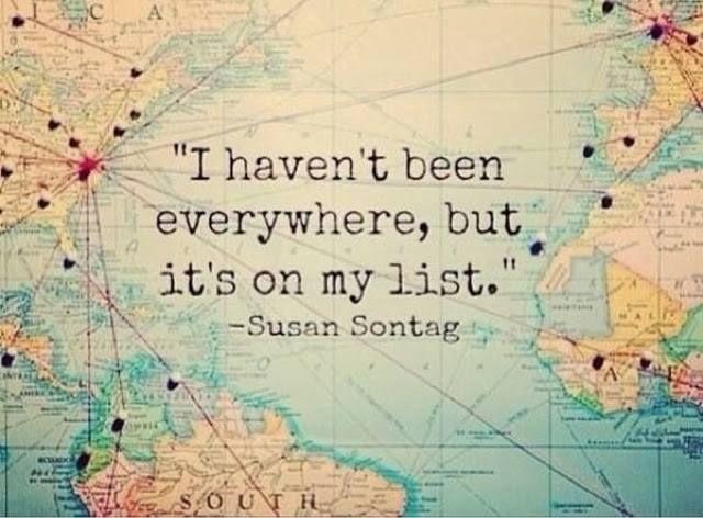 #voyages #globe trotteur