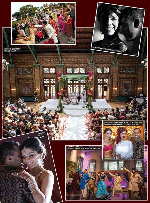 ANOKHI MEDIA - Magazine / MISRA AND VYAS WEDDING